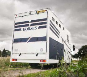 Horse Box Conversion 2012 Iveco-7.5 Tonne-PHHB Conversion Build 2018 - 11