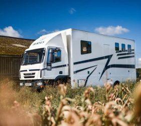Horse Box Conversion 2012 Iveco-7.5 Tonne-PHHB Conversion Build 2018 - 15