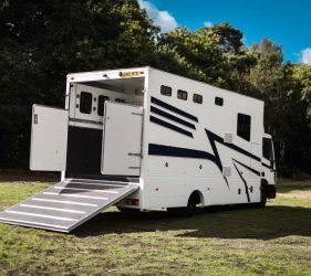 Horse Box Conversion 2012 Iveco-7.5 Tonne-PHHB Conversion Build 2018 - 25