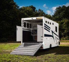 Horse Box Conversion 2012 Iveco-7.5 Tonne-PHHB Conversion Build 2018 - 28