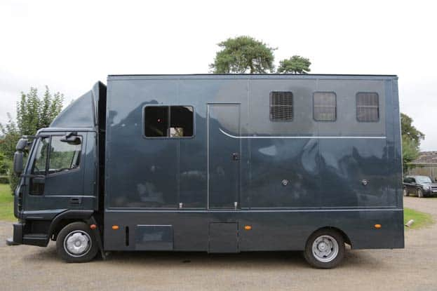 READY NOW – BRAND NEW PEPER HAROW HORSE BOX 7.5 TONNE CONVERSION