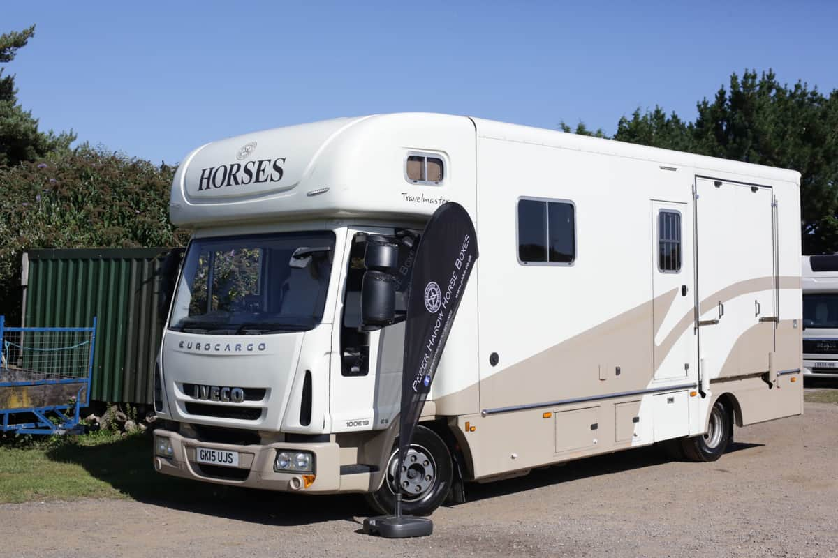 HIGH SPEC 2015 TROPHY TRAVELMASTER 7.5 or 10 TONNE